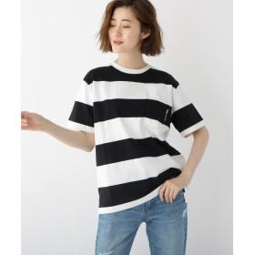 BASE CONTROL LADYS(ベース コントロール レディース) ヘビーウェイト Tシャツ クルーネック ポケット 半袖Tシャツ