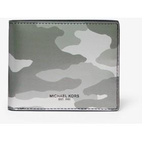 MICHAEL KORS MEN'S メンズ KENT スリム ビルフォールド メンズ全アイテム シルバー マイケル・コース