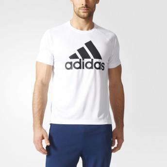D2M トレーニングビッグロゴTシャツ adidas (アディダス) BVA79 BK0936.