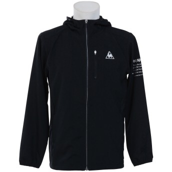 ウインドジャケット le coq sportif(ルコックスポルティフ) QMMLJC21MG BLK BLK