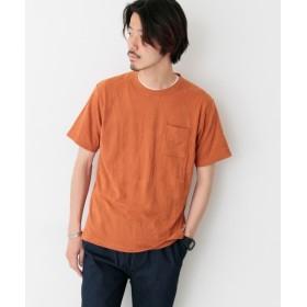 [マルイ]【セール】メンズTシャツ(サラサラリーフ柄ジャガードTシャツ)/アーバンリサーチ サニーレーベル(メンズ)(URBAN RESEARCH Sonny Label)