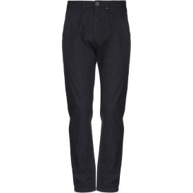 《セール開催中》LIU JO MAN メンズ パンツ ダークブルー 50 コットン 97% / ポリウレタン 3%