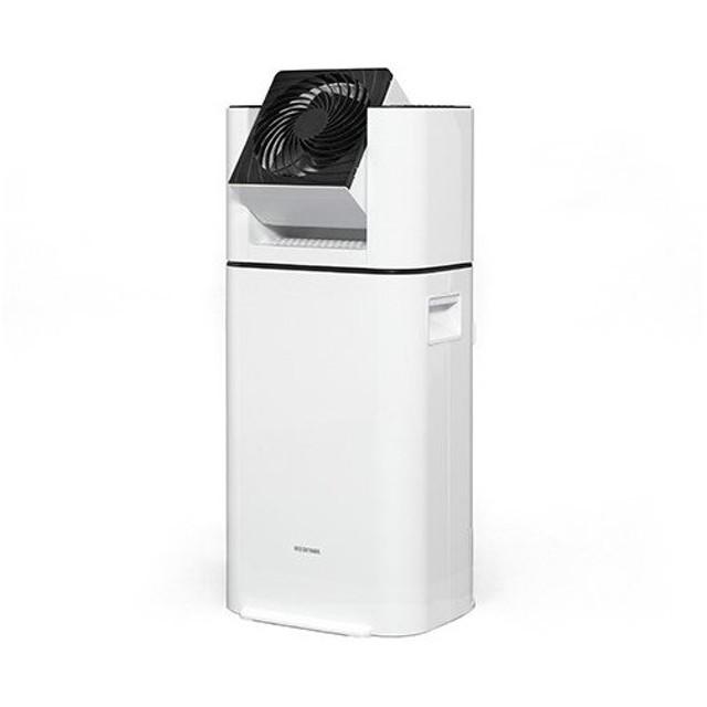 アイリスオーヤマ IJD-I50 ホワイト サーキュレーター衣類乾燥除湿機(木造:6畳・プレハブ:10畳・鉄筋:13畳)