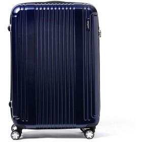 ギャレリア バーマス スーツケース BERMAS バーマス プレステージ2 PRESTIGEII キャリーケース 83L 4輪 ハード 60254(60264) メンズ ネイビー F 【GALLERIA】
