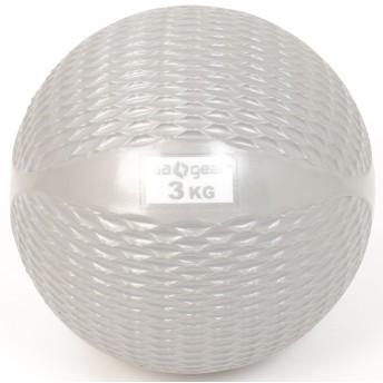 トーニング・ボール3KG s.a.gear (エスエーギア) SA-Y16-203-010 SLV
