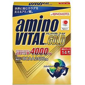 アミノバイタルGOLD14本入 aminoVITAL (アミノバイタル) 16AM-4010.
