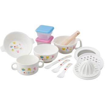 MIKI HOUSE BABY ミキハウスベビー 食器13点セット(テーブルウェアセット)