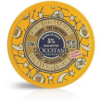 L'OCCITANE ロクシタン【数量限定】ジョイフルスター スノーシア ボディクリーム(ディライトフルティー) 125mL レディース