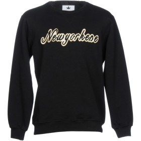 《期間限定セール開催中!》MACCHIA J メンズ スウェットシャツ ブラック L コットン 100%