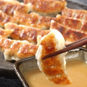 イトー屋 黒豚餃子と九条葱餃子セット