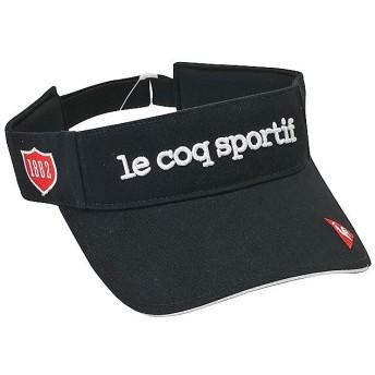 WS バイザー le coq GOLF(ルコックゴルフ) QGCNJC50.