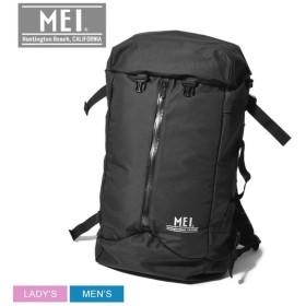 MEI エムイーアイ バックパック クーリエパック 191206 メンズ レディース バッグ リュック 鞄