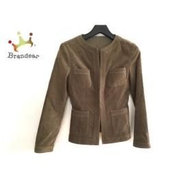 ノーリーズ NOLLEY'S ジャケット サイズ38 M レディース 美品 ブラウン   スペシャル特価 20190921