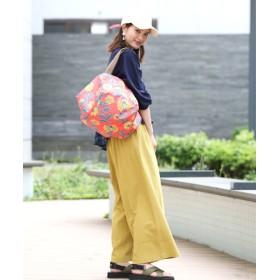 ショルダーバッグ - チチカカ バッグ レディース ショルダー 大容量 保育園 買い物バッグ エコバッグ かばん 鞄 マチ 花柄 お花 大きめ 大 大きいファスナー付 ジムバッグ チチカカ ブロックプリントホールドバッグ ziscbd7083