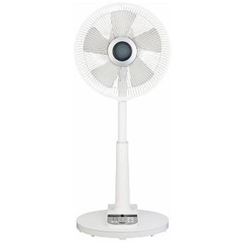 シーネット リビング扇風機 リモコン付き [5枚羽根] CORF15-WH ホワイト