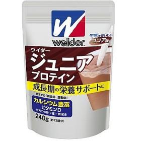 ジュニアプロテインココア味 weider (ウイダー) 36JMM81301.
