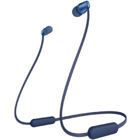 ブルートゥースイヤホン ブルー WI-C310 LC [リモコン・マイク対応 /ネックバンド /Bluetooth]