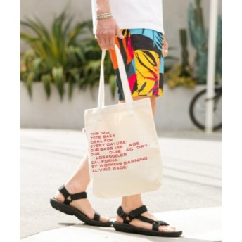LOS ANGELES APPAREL ロサンゼルスアパレル URBAN RESEARCH Sonny Label別注TOTE BAG