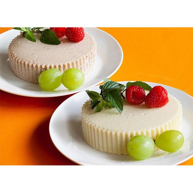 ローストビーフの店鎌倉山 チーズケーキ2個詰合せ【出産内祝いに】