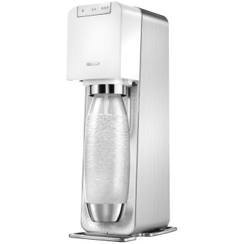 SodaStream ソーダストリーム ソーダストリーム Source Power(ソースパワー)スターターキット ホワイト【お香典返しに】
