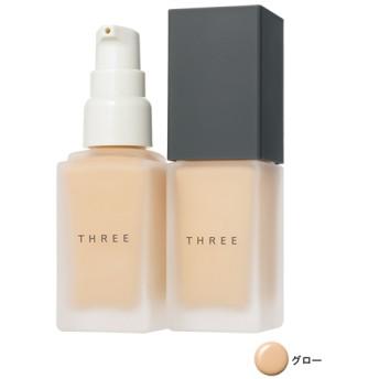 THREE スリー THREE アルティメイトプロテクティブプリスティーン プライマー グロー レディース