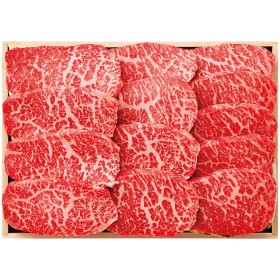 日進亭【高島屋限定】松阪牛 焼肉用 NM-2003【結婚内祝いに】