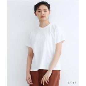 【10%OFF】 メルロー トルコオーガニックコットンTシャツ レディース ホワイト FREE 【merlot】 【セール開催中】