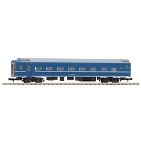 トミーテック(TOMYTEC) 9523 【Nゲージ】9523 国鉄客車 オハネフ25-100形(銀帯)