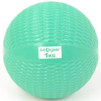 トーニング・ボール1KG s.a.gear (エスエーギア) SA-Y16-203-008 GRN