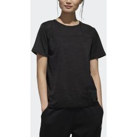 W TEAM 半袖 ヘザー Tシャツ adidas (アディダス) FTK48 DV0674.