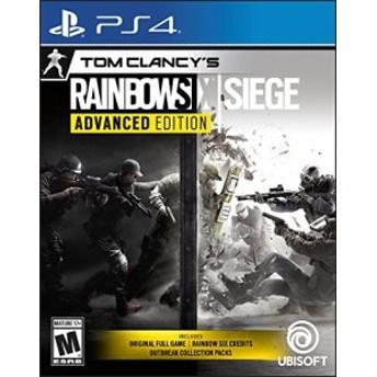 Tom Clancy's Rainbow Six Siege Advanced Edition (輸入版:北米) - PS4