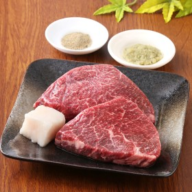 肉処 樹 にくどころ たつき 牝限定 神戸ビーフももステーキ【結婚内祝いに】