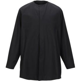 《期間限定セール開催中!》BEIRA メンズ シャツ ブラック 2 コットン 100%