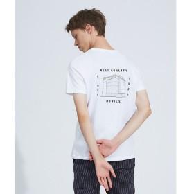ABAHOUSE / アバハウス 【OKAY】 Alhambra 半袖Tシャツ