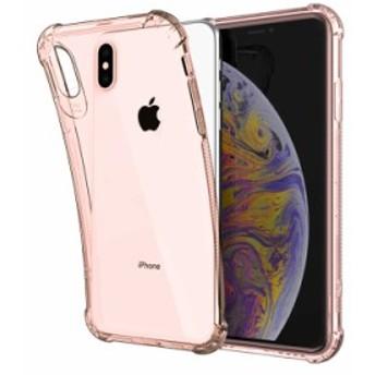 iphonexiphonexsケース耐衝撃クリアスマホケース
