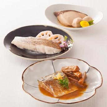 竹八 煮魚菜詰合せ(5食)【出産内祝いに】