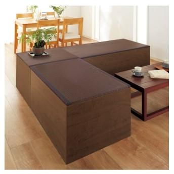 お手入れしやすい樹脂畳ユニット ソファー