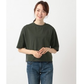 [マルイ] 【選べる6色】コットンサイドZIP Tシャツ/シェアパーク レディス(SHARE PARK LADIES)