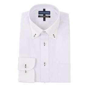 【洋服の青山:トップス】【長袖】【OEKO-TEX(R)】【クレリック】スタンダードワイシャツ