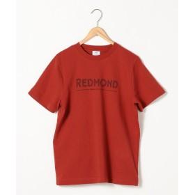 【40%OFF】 コーエン ロゴプリントTシャツ メンズ BRICK L 【coen】 【セール開催中】