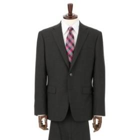 【洋服の青山:スーツ・ネクタイ】【折り目スッキリ】スタイリッシュスーツ