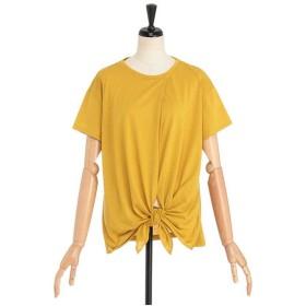 ensuite テンジク2WAYアシメTシャツ Tシャツ・カットソー,フリージア