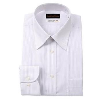 【洋服の青山:トップス】【長袖】【OEKO-TEX(R】【レギュラーカラー】スタンダードワイシャツ