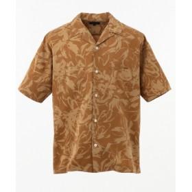 [マルイ]【セール】【洗える】ボタニカルプリント半袖 シャツ/シェアパーク メンズ(SHARE PARK MENS)
