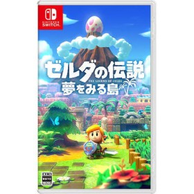Nintendo Switch ゼルダの伝説 夢をみる島