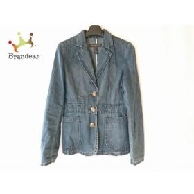 バナナリパブリック BANANA REPUBLIC ジャケット サイズ6 M レディース ブルー デニム   スペシャル特価 20190919