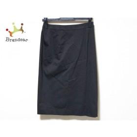 ギャラリービスコンティ GALLERYVISCONTI スカート サイズ11 M レディース 新品同様 黒   スペシャル特価 20190914