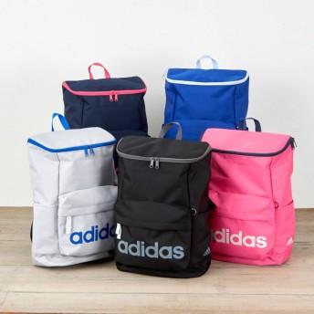 adidas(アディダス)/スクエアタイプリュック(20L)ピンク
