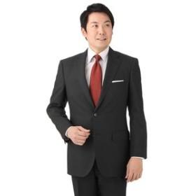 【洋服の青山:スーツ・ネクタイ】【撥水・撥油】【形状記憶】【ツーパンツ】スタンダードスーツ