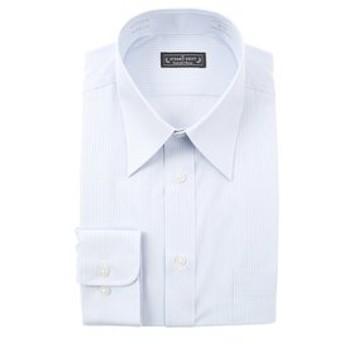 【洋服の青山:トップス】【長袖】【レギュラーカラー】スタンダードワイシャツ